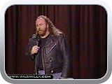Wild Willy Parsons on the Dennis Miller Show